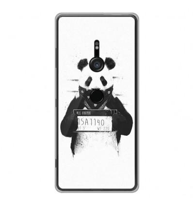 Coque en silicone Sony Xperia XZ3 - BS Bad Panda