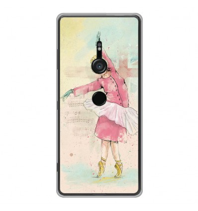 Coque en silicone Sony Xperia XZ3 - BS Dancing Queen