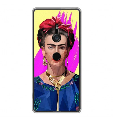 Coque en silicone Sony Xperia XZ3 - ML Modern Frida