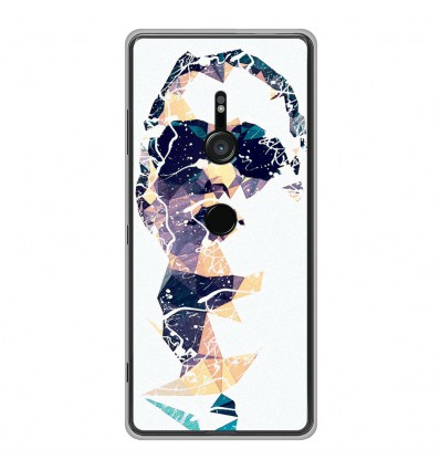 Coque en silicone Sony Xperia XZ3 - ML Realize