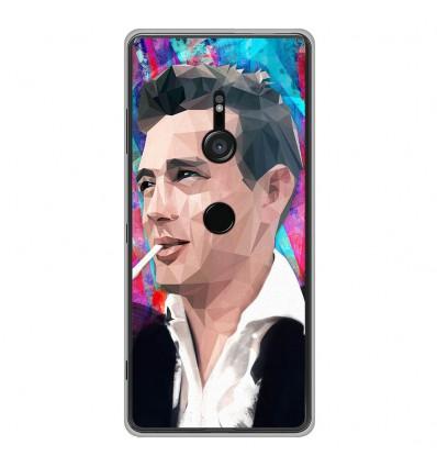 Coque en silicone Sony Xperia XZ3 - ML Smokin Dean