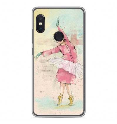 Coque en silicone Xiaomi RedMi Note 5 / Note 5 pro - BS Dancing Queen
