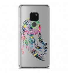 Coque en silicone Huawei Mate 20 - Dreamcatcher Gris