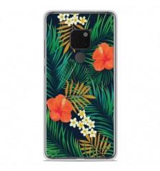 Coque en silicone Huawei Mate 20 - Tropical