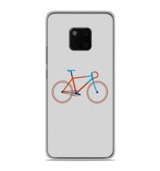Coque en silicone Huawei Mate 20 Pro - Bike color Hipster