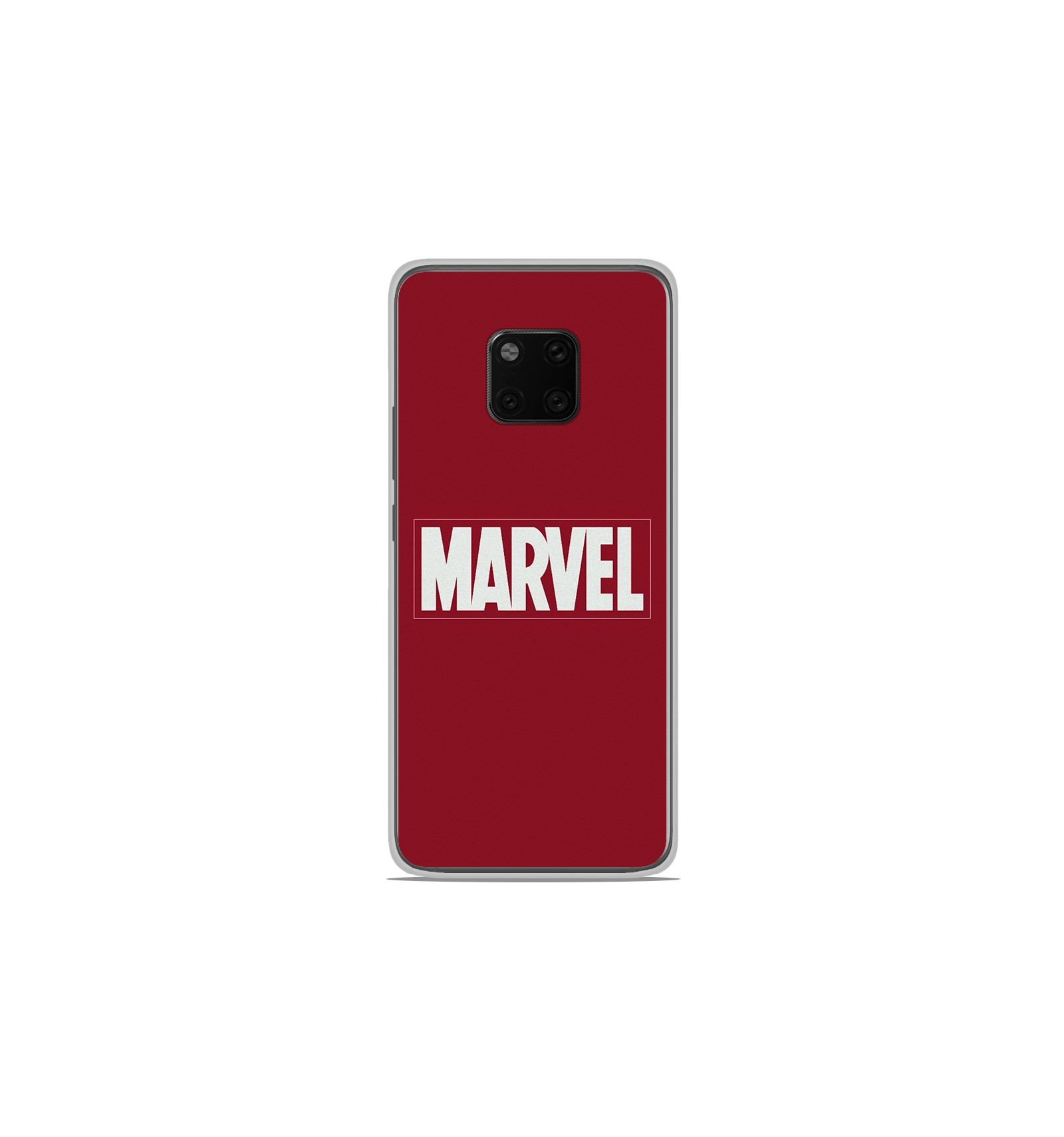 Coque en silicone Huawei Mate 20 Pro - Marvel