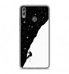 Coque en silicone Huawei Honor 8X - BS Nightclimbing