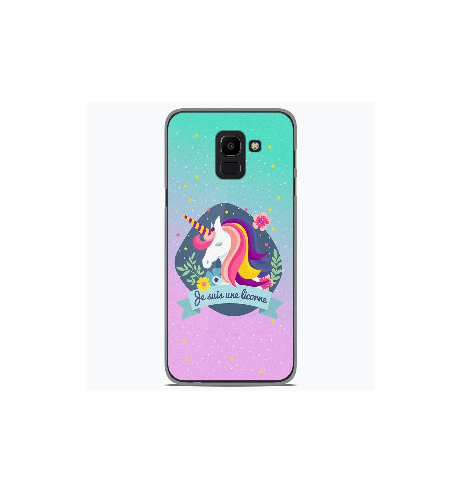 coque galaxy j6plus 2018