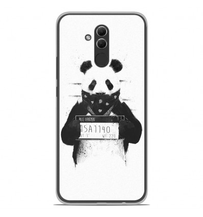 Coque en silicone Huawei Mate 20 Lite - BS Bad Panda