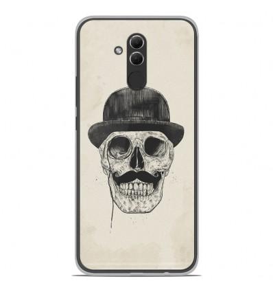 Coque en silicone Huawei Mate 20 Lite - BS Class skull