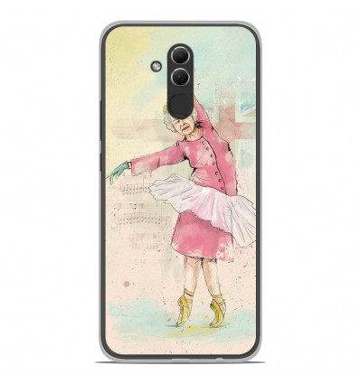 Coque en silicone Huawei Mate 20 Lite - BS Dancing Queen