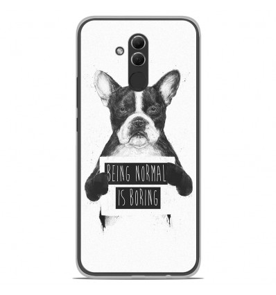 Coque en silicone Huawei Mate 20 Lite - BS Normal boring