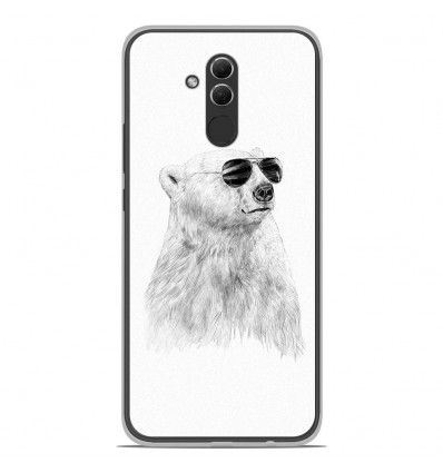 Coque en silicone Huawei Mate 20 Lite - BS Sunny bear