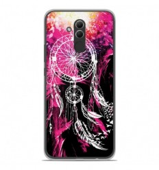 Coque en silicone Huawei Mate 20 Lite - Dreamcatcher Rose
