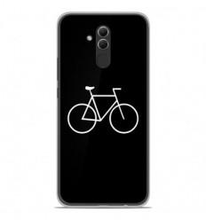 Coque en silicone Huawei Mate 20 Lite - Bike Hipster