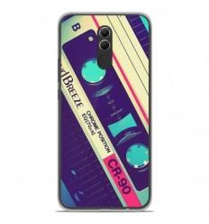 Coque en silicone Huawei Mate 20 Lite - Cassette Vintage
