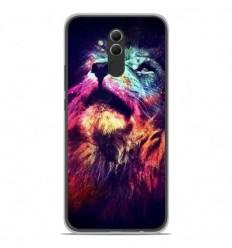 Coque en silicone Huawei Mate 20 Lite - Lion swag
