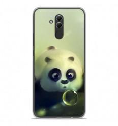 Coque en silicone Huawei Mate 20 Lite - Panda Bubble