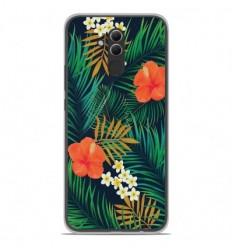 Coque en silicone Huawei Mate 20 Lite - Tropical