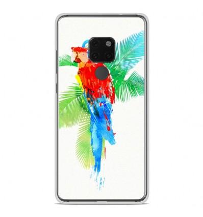 Coque en silicone Huawei Mate 20 X - RF Tropical party