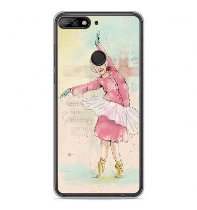 Coque en silicone Huawei Honor 7C - BS Dancing Queen