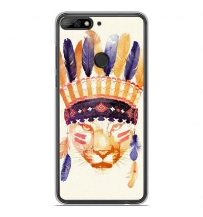 Coque en silicone Huawei Honor 7C - RF Big Chief