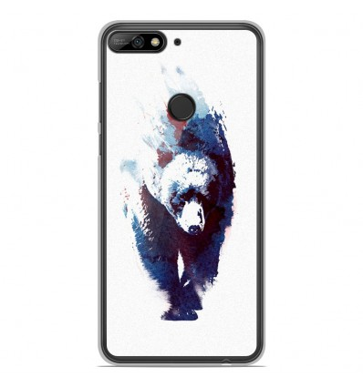 Coque en silicone Huawei Honor 7C - RF Death Run