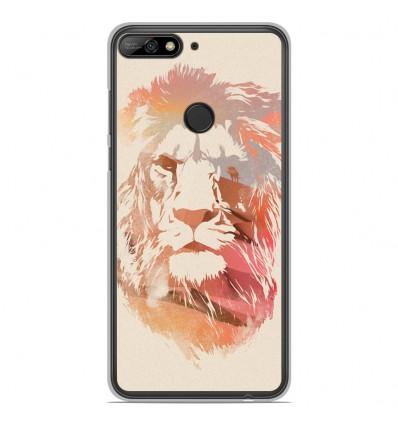 Coque en silicone Huawei Honor 7C - RF Desert Lion