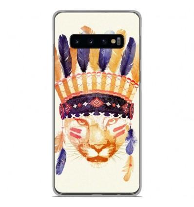 Coque en silicone Samsung Galaxy S10 - RF Big Chief
