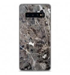 Coque en silicone Samsung Galaxy S10 Plus - Marbre