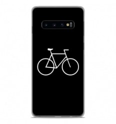 Coque en silicone Samsung Galaxy S10 Plus - Bike Hipster