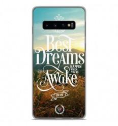 Coque en silicone Samsung Galaxy S10 Plus - Citation 07