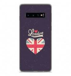 Coque en silicone Samsung Galaxy S10 Plus - I love London