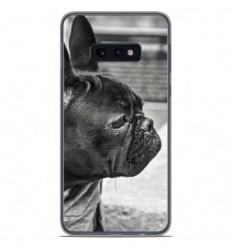 Coque en silicone Samsung Galaxy S10e - Bulldog
