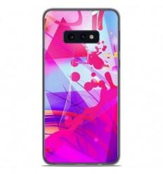 Coque en silicone Samsung Galaxy S10e - Square