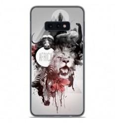 Coque en silicone Samsung Galaxy S10e - Africa Swag