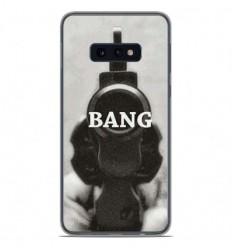 Coque en silicone Samsung Galaxy S10e - Bang