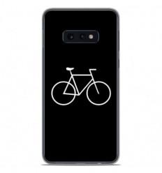 Coque en silicone Samsung Galaxy S10e - Bike Hipster