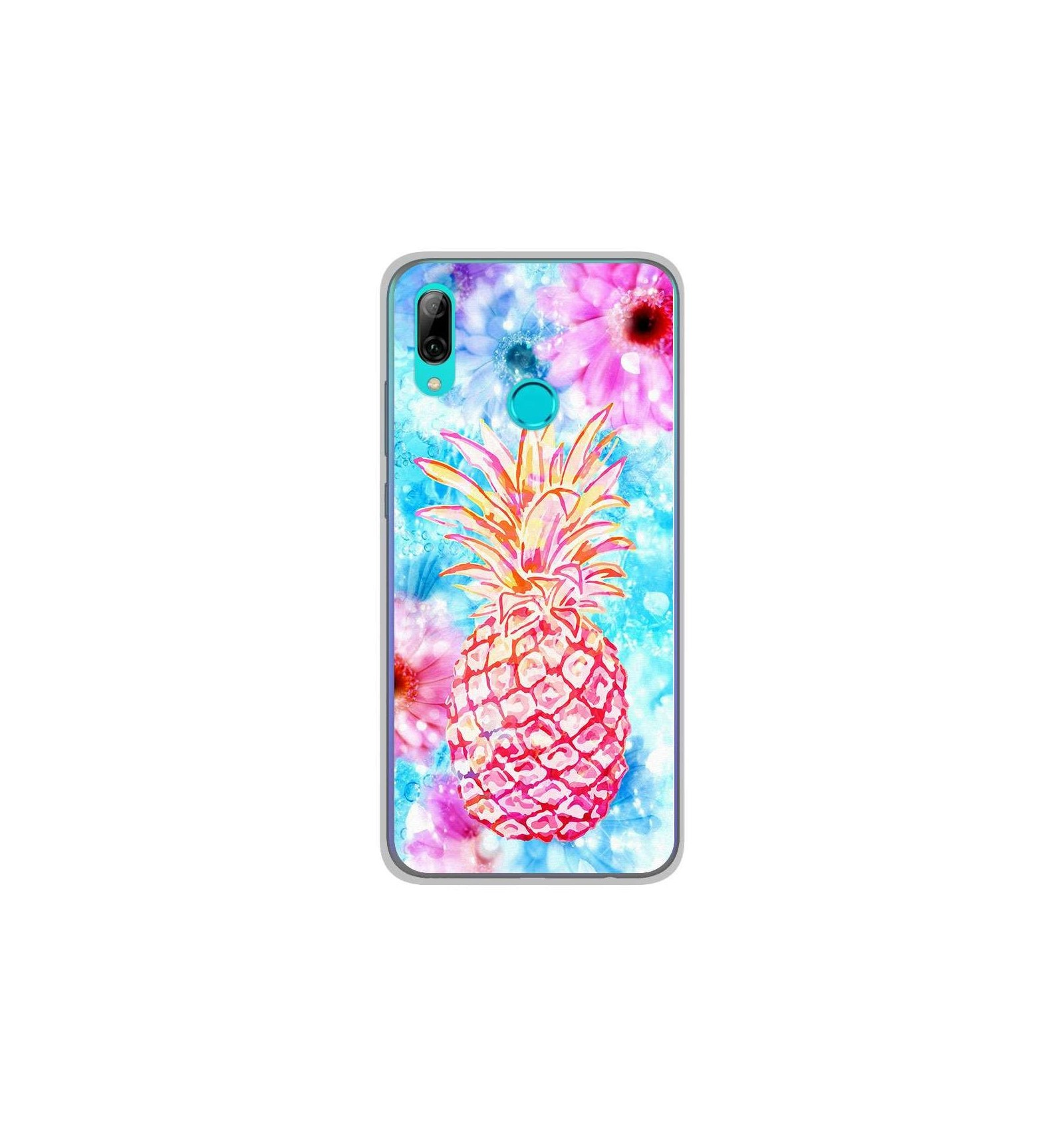 coque silicone p smart 2019 huawei