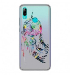 Coque en silicone Huawei P Smart 2019 - Dreamcatcher Gris