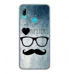 Coque en silicone Huawei P Smart 2019 - I Love Hipster