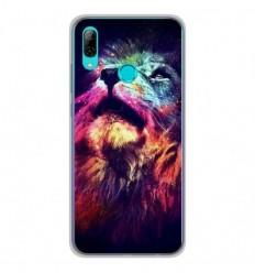 Coque en silicone Huawei P Smart 2019 - Lion swag