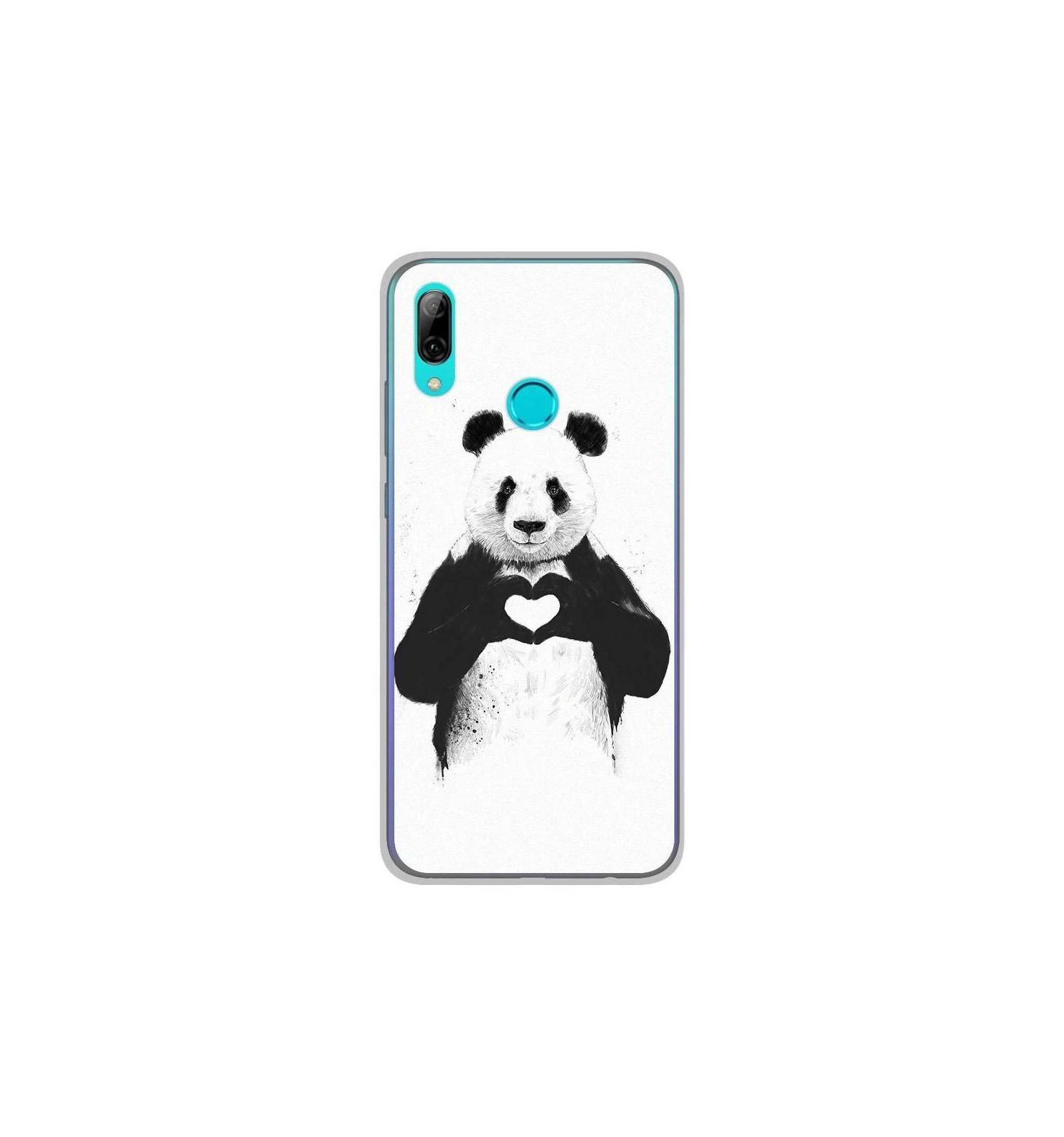 Coque en silicone Huawei Honor 10 Lite - BS Love Panda