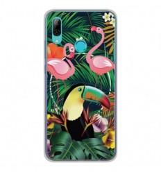 Coque en silicone Huawei Honor 10 Lite - Tropical Toucan