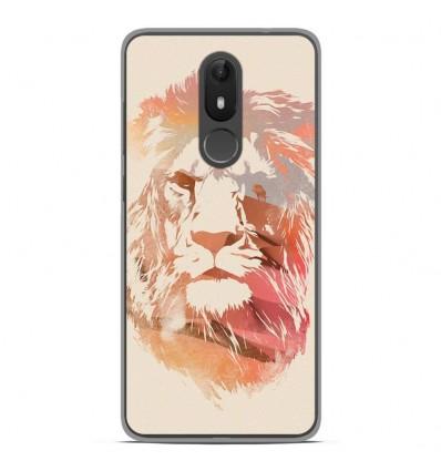 Coque en silicone Wiko View Lite - RF Desert Lion