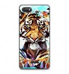Coque en silicone Wiko Harry 2 - ML It Tiger