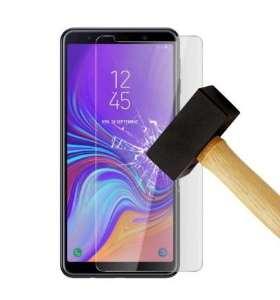 Film verre trempé - Samsung Galaxy A7 2018 protection écran
