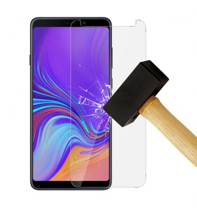 Film verre trempé - Samsung Galaxy A9 2018 protection écran