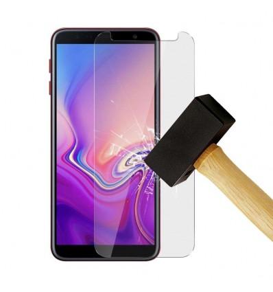 Film verre trempé - Samsung Galaxy J6 Plus 2018 protection écran
