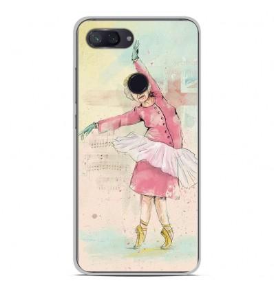 Coque en silicone Xiaomi Mi 8 Lite - BS Dancing Queen
